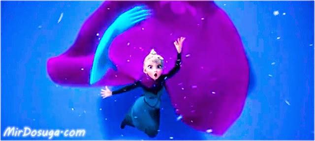 Песня из мультфильма Холодное Сердце