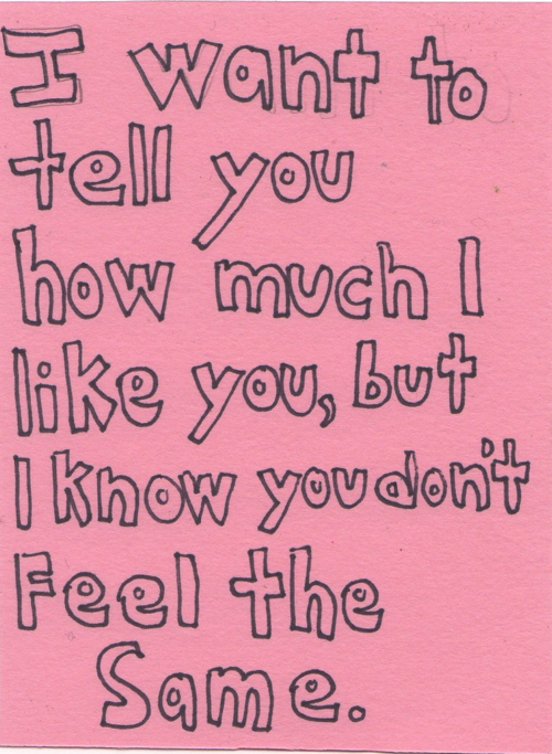 Best Tell Me How You Feel Quotes