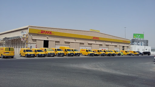 DHL Sharjah Industrial Area Service Point and Service Center