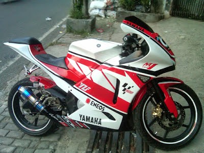Modifikasi Byson Fairing R6