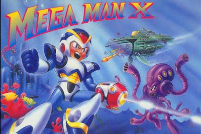 Megaman X1 - X2