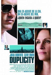 Trò Chơi Hai Mặt - Duplicity poster