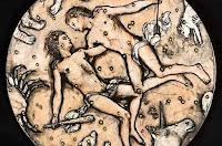 Διόσκουροι,Κάστωρ και Πολυδεύκης, γιοί του Δία και της Λήδας,αδερφοί της Ελένης.