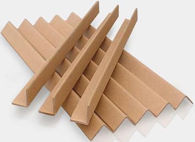 Thanh giấy ốp cạnh thùng carton