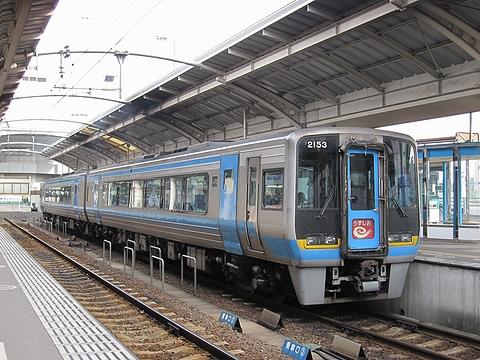 JR四国 2000系「うずしお」