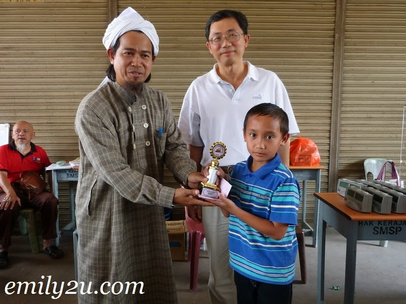 SMK Seri Putera Open Chess Tournament