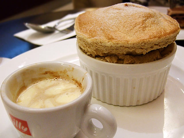 Baileys irish cream souffle