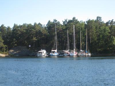 Finnhamn, Sweden