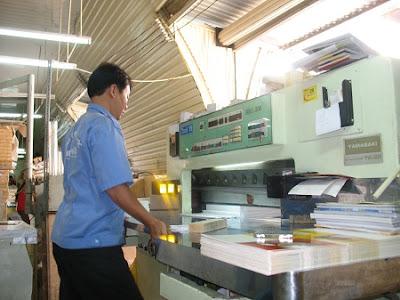 Tuyển 9 lao động nam làm công việc in ấn tại Kagawa Nhật Bản