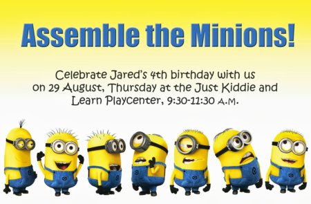 mum's thoughts, simple pleasures, Jared, Jared's nook, occasions, celebration, children's birthday party, birthdays