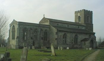 Dry Drayton Parish Church