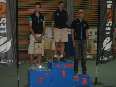 2-Alpes Raidlight Trail - Podium