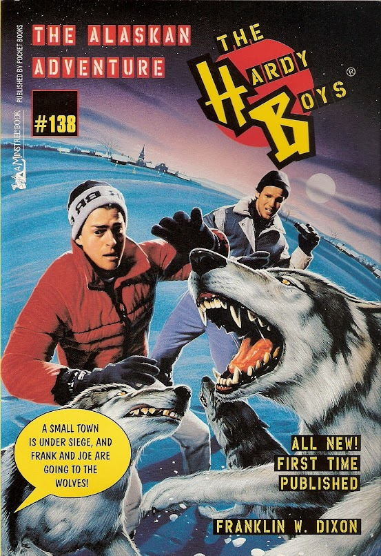 The Alaskan Adventure cover
