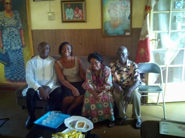 Obi's Family, Nigeria