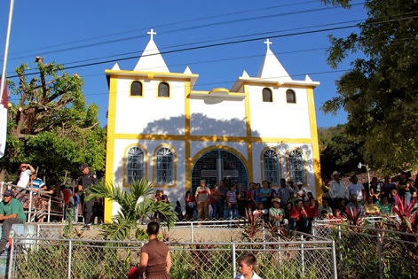 Iglesia de Las Vueltas