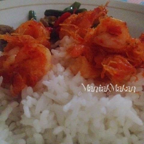 Maniak Makan Resep Uti : Blado Udang