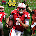 Nebraska Vs Michigan Gameday Wallpaper
