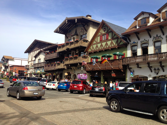Leavenworth, Washington.