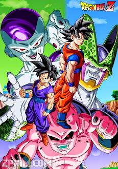 Bảy Viên Ngọc Rồng - Dragon Ball Z (1989) Poster