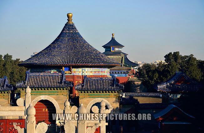 2013 Temple of Heaven Winter Photo 4