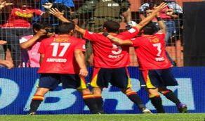 Resultado Union espanola [3-1] Colo colo 28 Nov semifinales