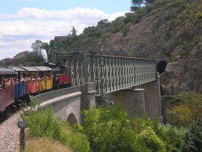 il viadotto di Anduze