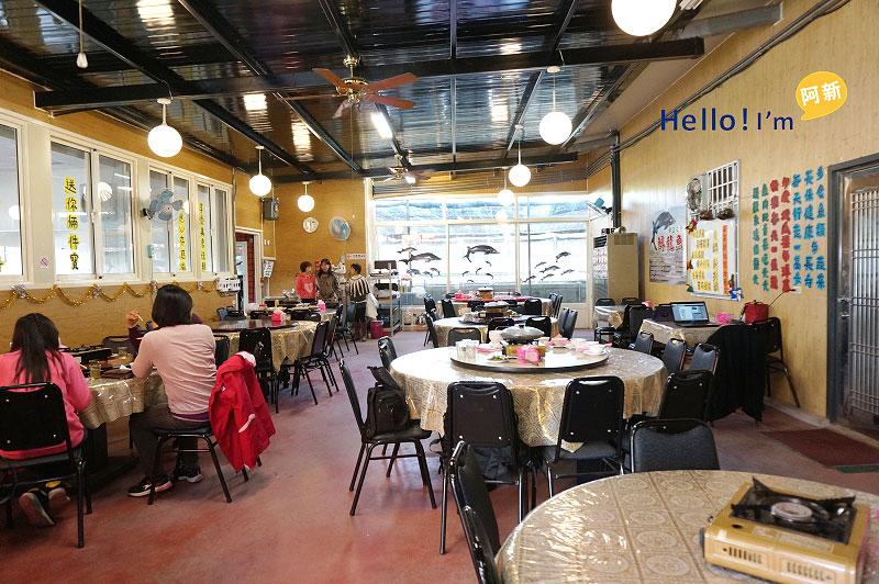 彰化員林餐廳,沙里仙鱘龍魚餐廳-4