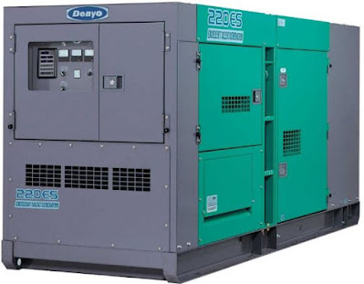 Máy phát điện Denyo 250kva – 2000kva