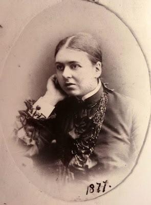Henrietta Wale 1877