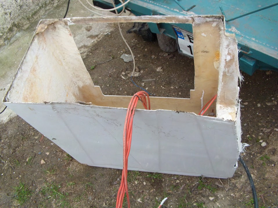 Лодки Second-hand Нов Внос DVCI5500