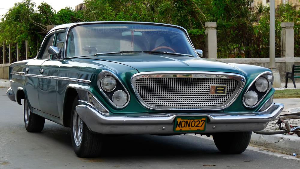 1962 chrysler newport 4 door sedan cuban classics. Black Bedroom Furniture Sets. Home Design Ideas
