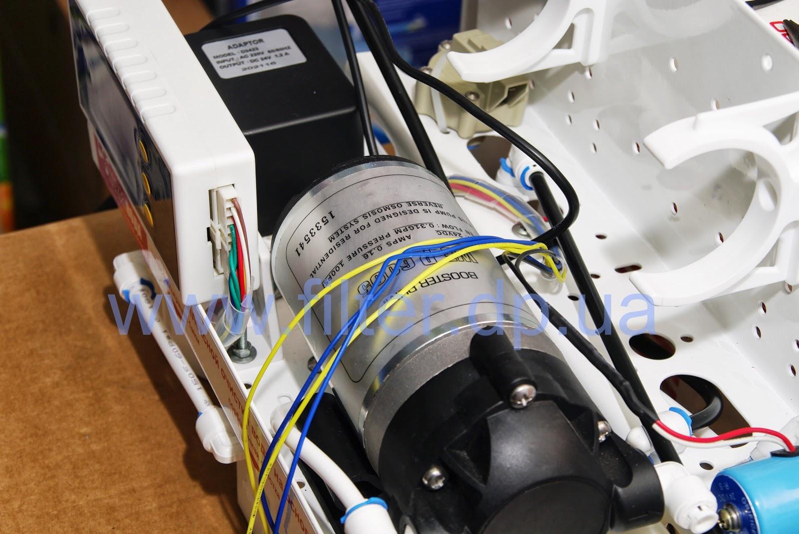 схема подключения райфил ro894-450 ez