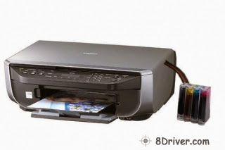 download Canon PIXMA MX300 printer's driver