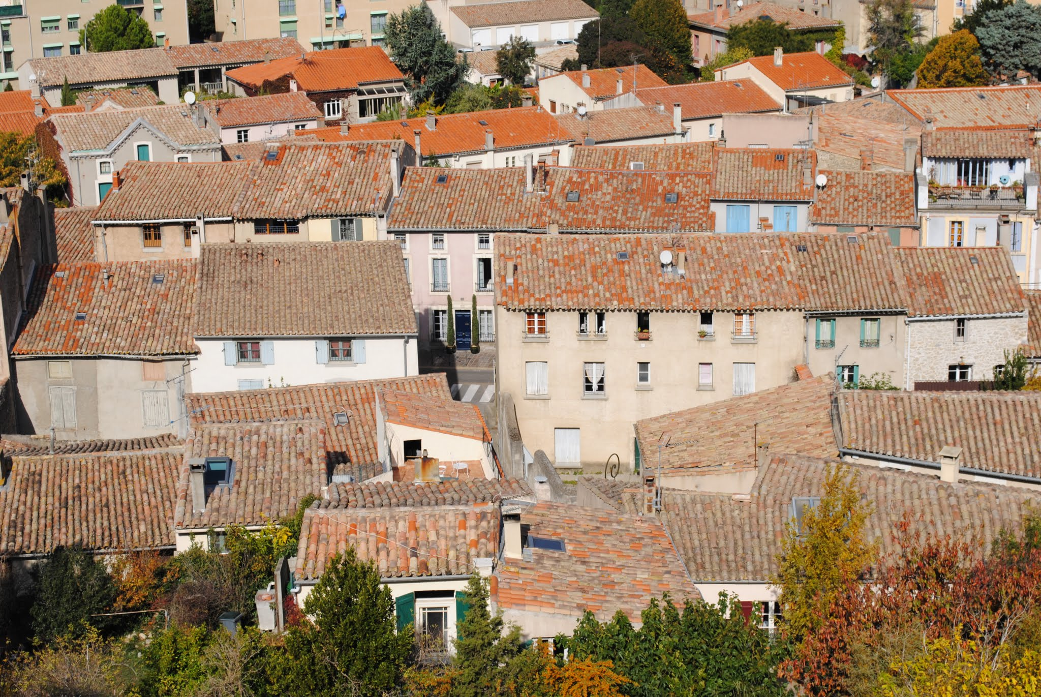 My Photos: France -- Carcassonne -- Views of the Village