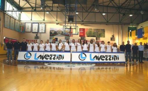 Vigarano - Lavezzini Basket Parma 84 a 67 (37-23)