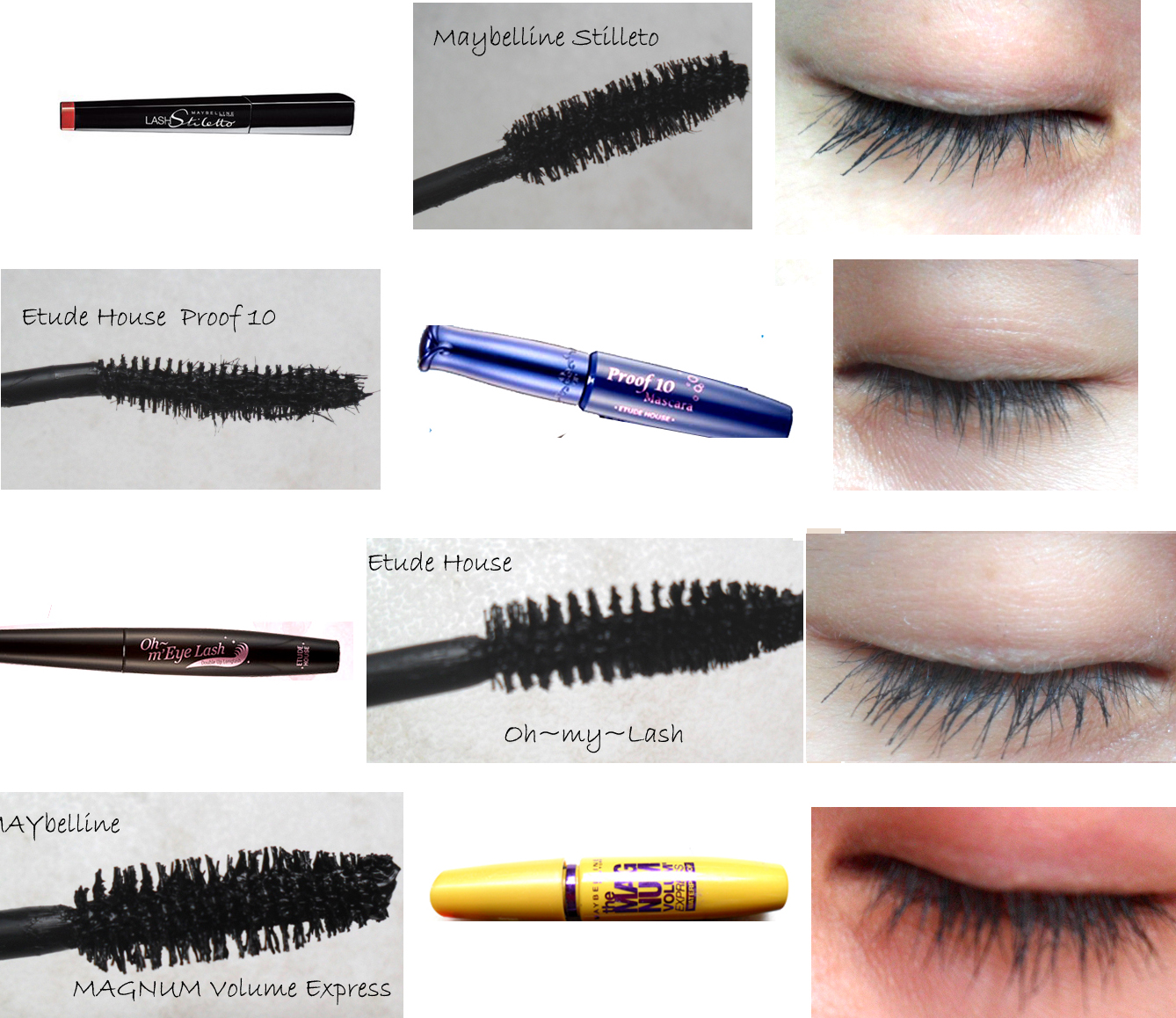 The best mascara for volume: reviews 80