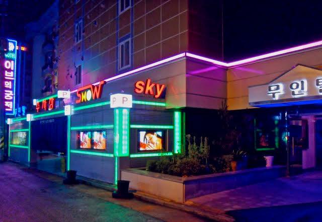Sky/Show Motel