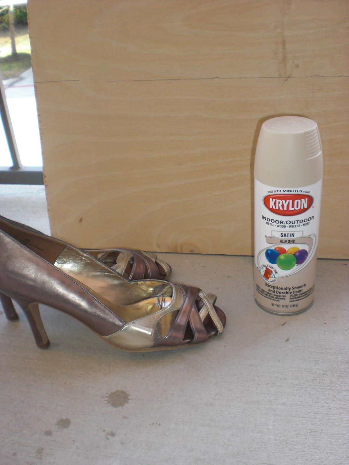 krylon metallic spray paint krylon spray paint in a satin. Black Bedroom Furniture Sets. Home Design Ideas
