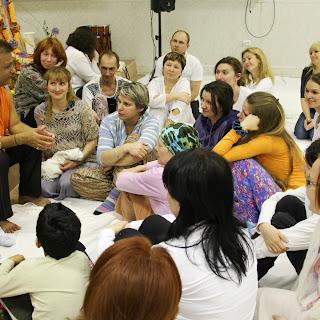 """Выездной семинар по йоге с Мастером Сурья Кантом Джи (г. Аша, с-н """"Березки"""")"""