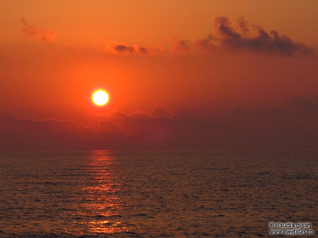 rasarit de soare pe mare