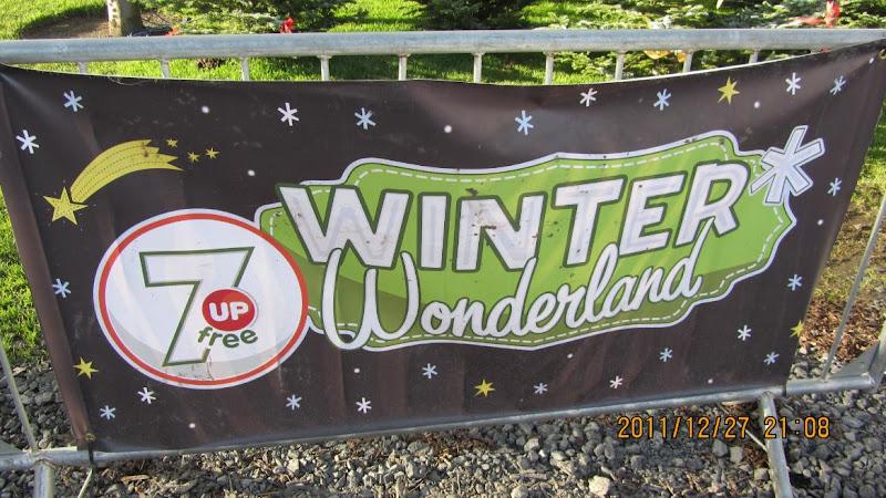 Winter Wonderland in Dublin!
