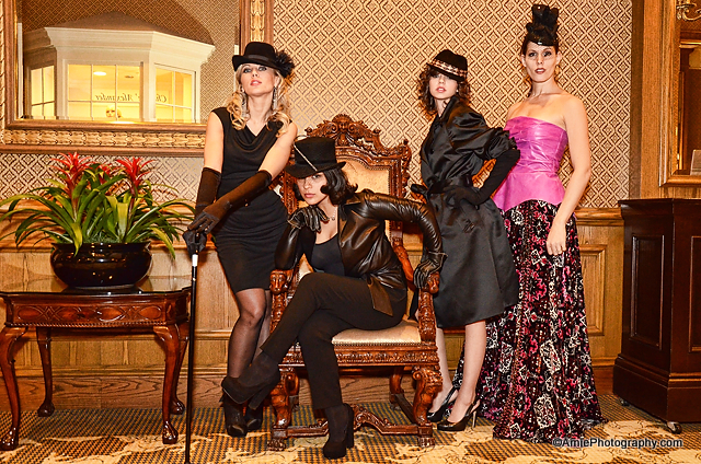 Chicago Style Events Hat Fashion Show At The Drake Hotel