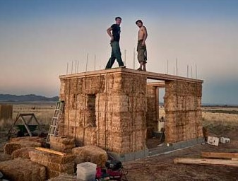 The valhalla project construction for Straw bale house cost per square foot