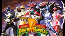 gambar mighty morphin power rangers