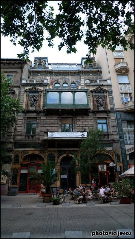 Casa Húngara de la fotografía