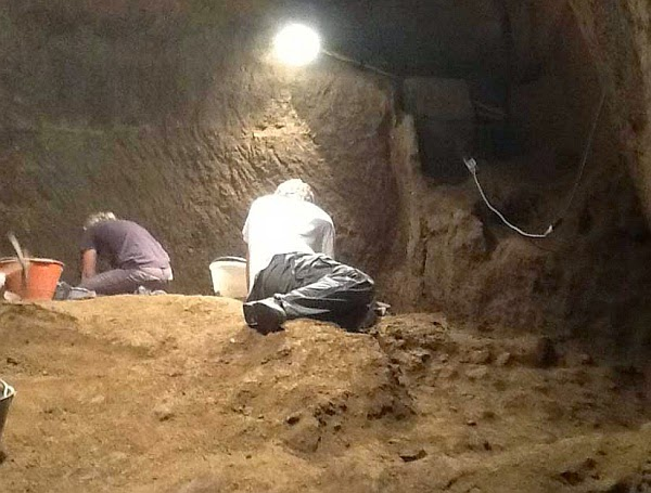 подземные ходы этрусков