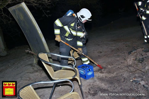 Bosbrand in de Overloonse bossen blijkt kampvuurtje te zijn  05-04-2013 (9).JPG