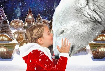 Father Christmas World - Polar Bear
