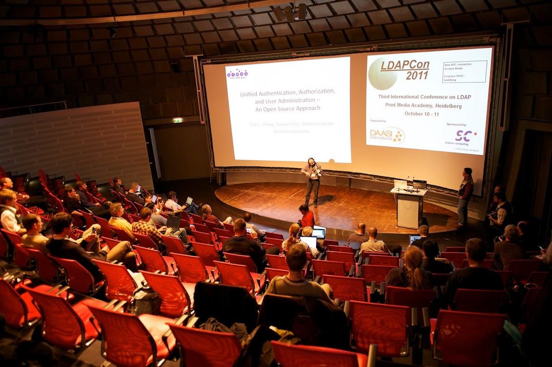 LDAPCon 2011 attendees