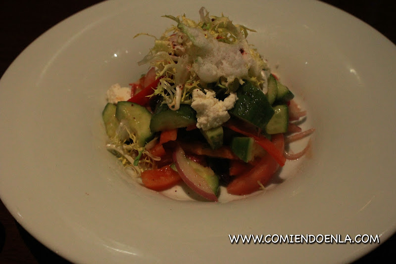 Pattoush Salad